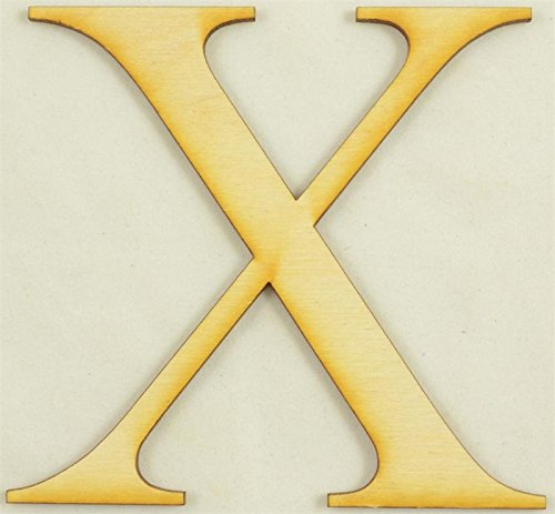 CMChi Chi Greek Letter Size:10 Inch Thickness:1/8