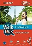 Walk & Talk Vokabeltrainer: Walk & Talk Französisch Vokabeltrainer: 2 Audio-CDs + 1 MP3-CD + Begleitheft