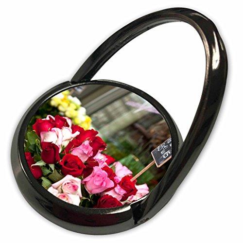 3dRose Danita Delimont - Paris - Roses at sidewalk florist, Paris, France - EU09 BJN0322 - Brian Jannsen - Phone Ring (France Florist)