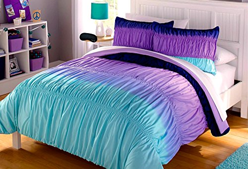 Purple Bed Sheets Twin