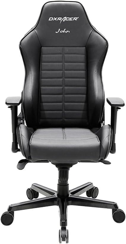 DXRacer Drifting serie Doh/dj133/N con nombre de carreras de silla ...
