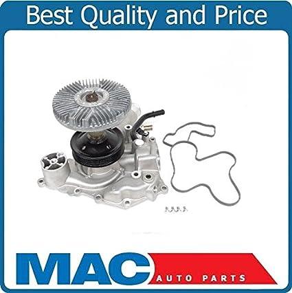 Engine Oil Pan V8 5.7L Compatible with DODGE 03-10 RAM 1500 2500 ...