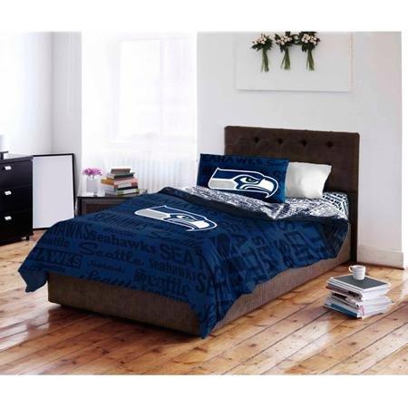 Seattle Seahawks Bed - 4