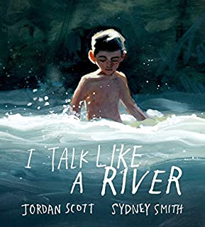 Book Cover: I Talk Like a River