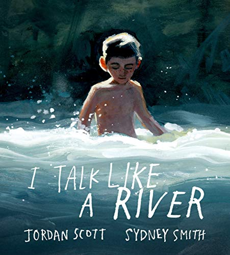 Book Cover: I Talk Like a River