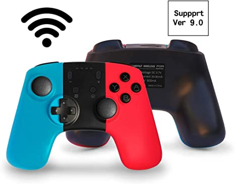 JFUNE Wireless Pro Controller for Nintendo Switch, Mando Controlador Inalámbrico para Nintendo Switch: Amazon.es: Electrónica