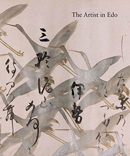 The Artist in Edo: Studies in the History of Art, vol. 80 (Studies in the History of Art - Period Japanese Edo Art