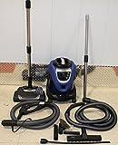 Pro-Aqua Water Vacuum Cleaner Attachments Air Purifier Pro Aqua Sweeper Rainbow E2 Black PA03