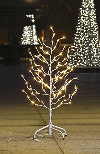 Twig Christmas Tree Led Lights