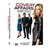 covert affairs - serie completa - season 01-05 (19 dvd) box set dvd Italian Import