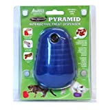 The Company of Animals Small Dog/Cat Pyramid Interactive Game Puzzle Dog Toy
