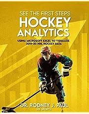 See the First Steps: Hockey Analytics: Using Microsoft Excel to Visualize 2019-20 NHL Hockey Data