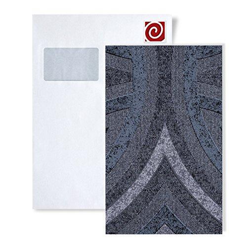 - 1 Sample Piece S-5135-XX ATLAS Heritage Graphic Kaleidoscope Wallpaper | Sample in DIN A4 Size, S-HER-5135-XX:S-HER-5135-2