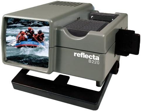 Reflecta B 220 - Visor de Diapositivas con Cambiador de ...
