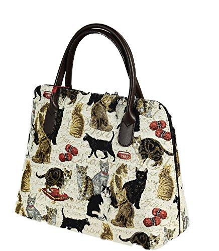 Tapisserie sac Royal Petit main à Cats UqWxpHwg4