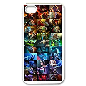 Cell Phone case dota 2 Cover Custom Case For iPhone 4,4S MK9Q953374