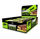 Best Protein Cups - Muscle Pharm Combat Crunch Supplement, Chocolate Peanut Butter Review