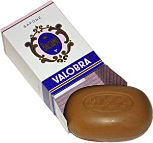 Valobra Balsamo Balsam Single Soap Bar 7.75 Oz. From Italy