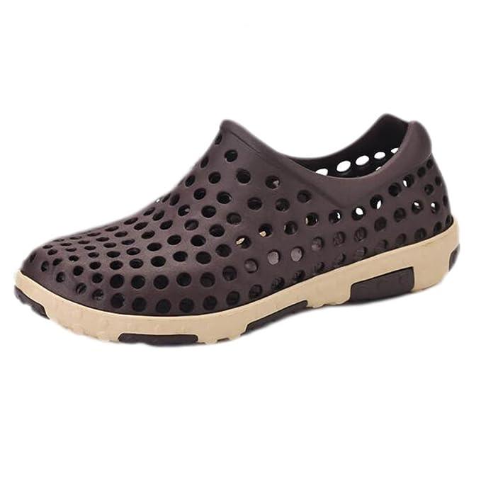 LUNA VOW Malla transpirable Zapatos de vadeo de secado rápido Sandalias de playa Zapatillas de agua-A04: Amazon.es: Ropa y accesorios