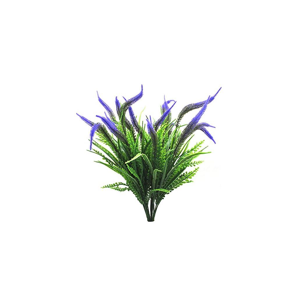 Artificial-Flowers-4pcs-Faux-Plastic-Plants-Shrubs-Simulation-Greenery-for-Wedding-Garden-Farmhouse-outdoor-dcor