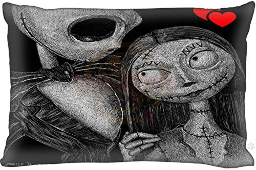 CHITOP Nightmare Before Christmas | The Nightmare Before Christmas Pillow case Comfortable The Best Gift for Your Family -
