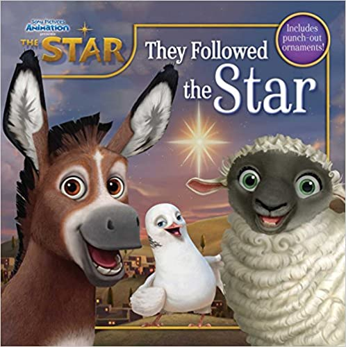 Book They Followed the Star (The Star Movie)