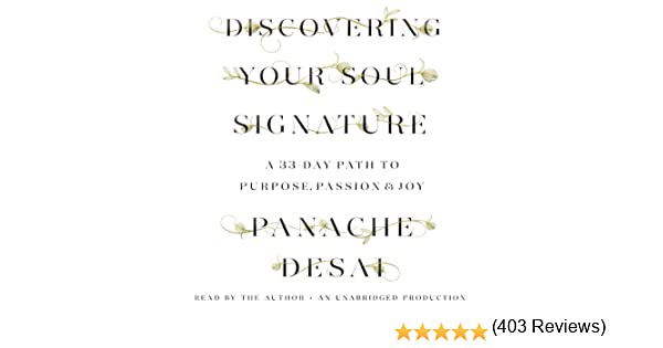Amazon energy healing books discovering your soul signature a 33 day path to purpose passion fandeluxe Image collections