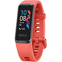 HUAWEI Band 4, Creative Watch Faces, Plug and Charge - Amber Sunrise