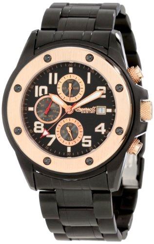 Ingersoll Men's IN3201RBK Automatic Harlem Watch