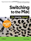 img - for Switching to the Mac: The Missing Manual, Snow Leopard Edition book / textbook / text book