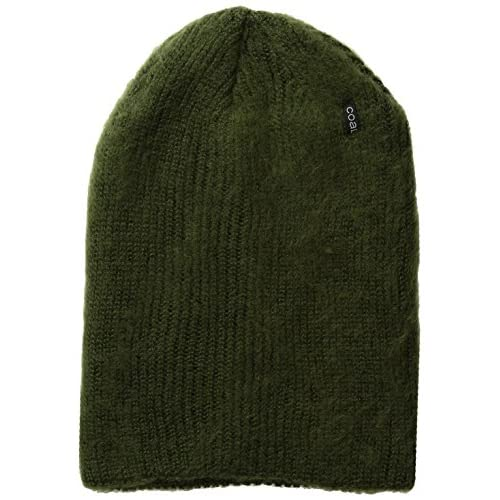 Coal Men's Scotty Unisex Beanie, Heather Olive, One Size