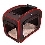 Petsfit 69cm Lx46cm Wx56cm H Portable Pop Open Cat Kennel,Cat Cage,Dog Kennel,Cat Play Cube,Lightweight Pet Kennel