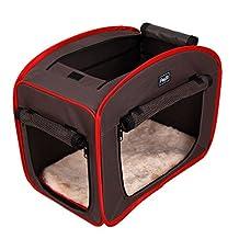 Petsfit 79cm Lx51cm Wx64cm H Portable Pop Open Cat Kennel,Cat Cage,Dog Kennel,Cat Play Cube,Lightweight Pet Kennel