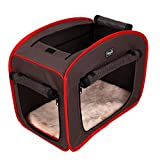 Petsfit 31x20x25 Portable Pop Open Cat Kennel,Cat Cage,Dog Kennel,Cat Play Cube,Lightweight Pet Kennel