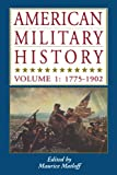 img - for 1: American Military History book / textbook / text book