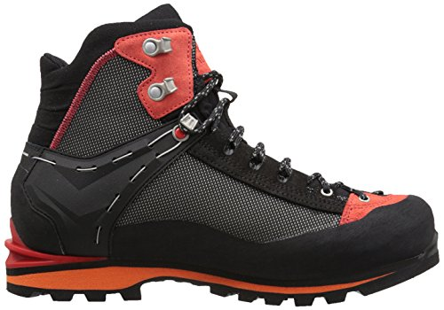 Salewa Men's Ms Crow GTX Mountaineering Boot, Red Black/Papavero