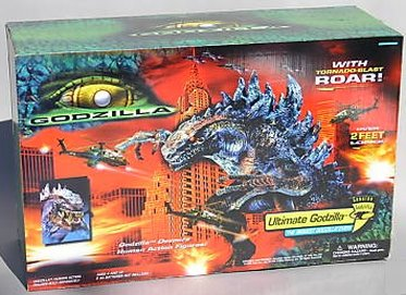 Ultimate Godzilla Electronic Action Figure