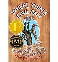 Where Things Come Back par  John Corey Whaley