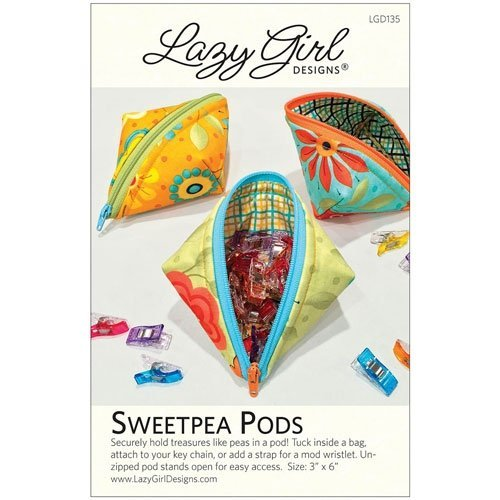 Lazy Girl Designs Sweetpea Pods Ptrn