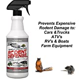 Vehicle Protection by Exterminators Choice-Mice...