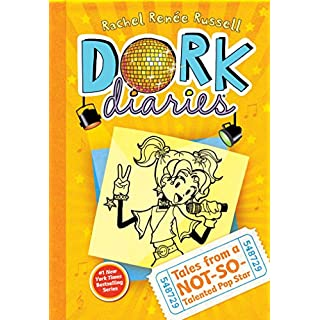 Tales from a Not-So-Talented Pop Star (Dork Diaries #3)