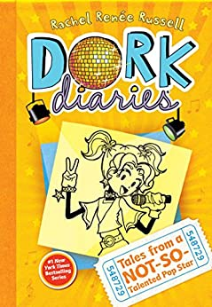 Dork Diaries 3: Tales from a Not-So-Talented Pop Star by [Russell, Rachel Renee]