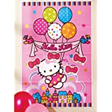 "Amscan Hello Kitty Balloon Dreams 37-1/2"" x 24-1/2"" Party Game"