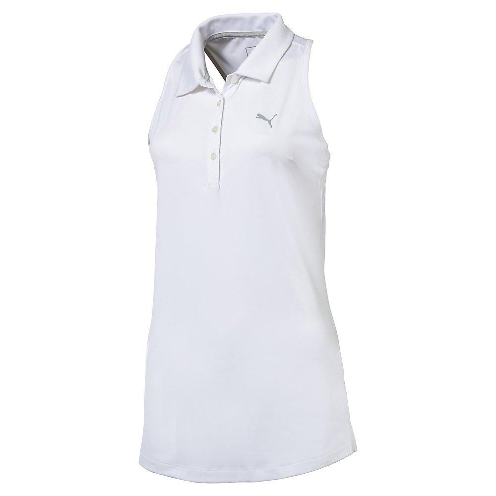 PUMA Golf para Mujer Espalda Cruzada Golf Polo, Mujer, Bright ...