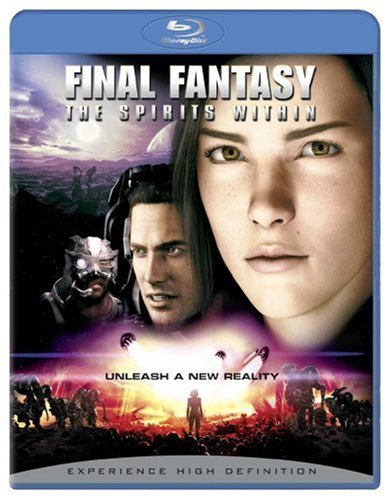 Final Fantasy - The Spirits Within [Blu-ray] by Sony Pictures Home Entertainment