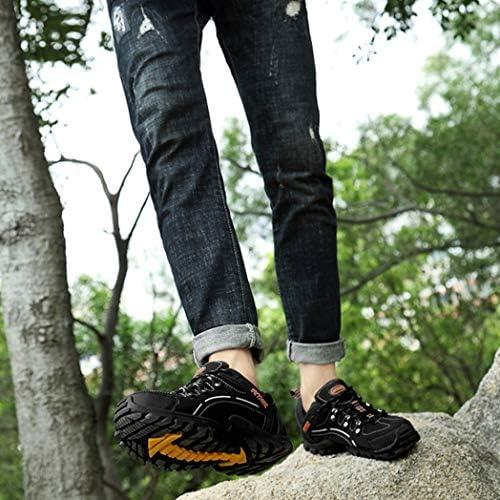 登山靴 メンズ アウトドアシューズ 防水 防滑 オシャレ 軽量 スニーカースウェード レースアップ トレッキングシューズ 耐摩耗ソール キャンプ ウォーキングシューズ 抗菌 脱臭 蒸れない 春 夏 秋 運動 運転靴