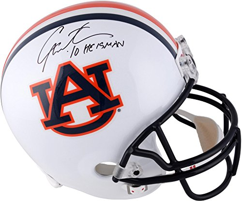 Cam Newton Auburn Tigers Autographed Riddell Replica Helmet with