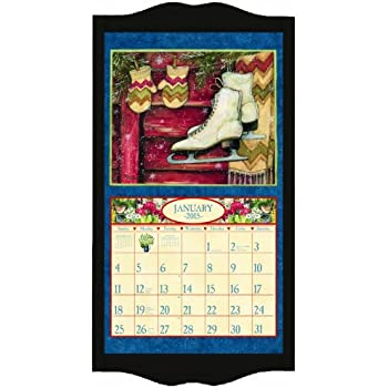this item lang perfect timing lang classic black diamond calendar frame 15 x 2525 inches 1016003