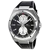 IWC Big Ingenieur Chronograph Black Dial Mens Watch IW3784-01