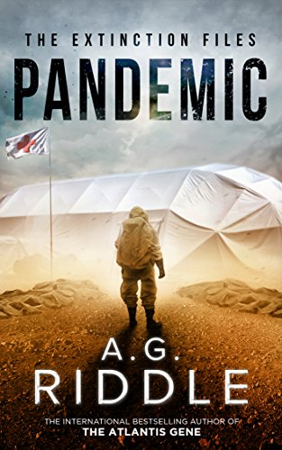 Pandemic Extinction Files Book 1 ebook product image